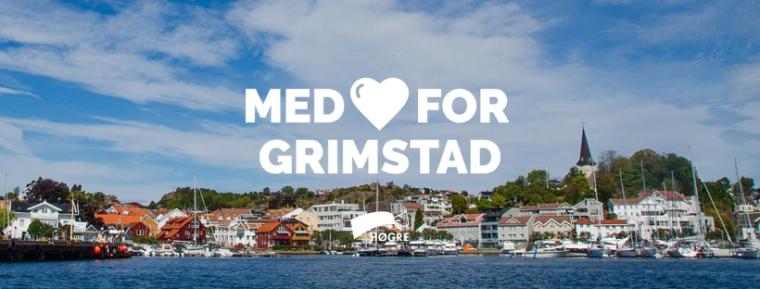 Med hjerte for Grimstad