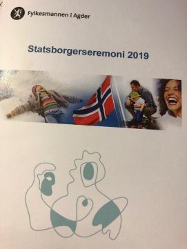 Statsborgermarkering